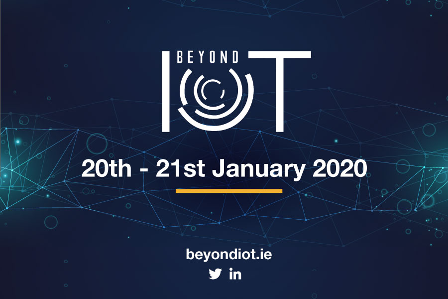 Irish Tech News talks about Beyond IoT 2020 event